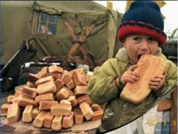 Oxfam: Açlık krizlerinden uluslararası toplum sorumlu