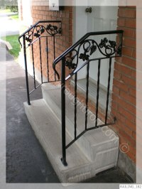 wrought iron banister rails - 28 images - best 25 wrought ...