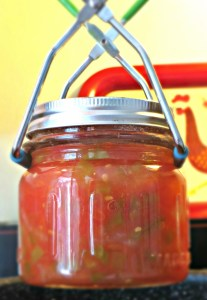 Canning Tomatoes for Love Your Life Friday at KarenEhman.com