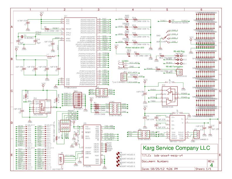 spi header wiring diagram