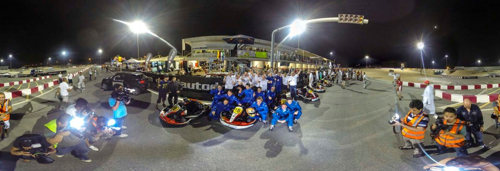 CG Racing Team @ Dubai Kartdrom