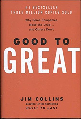 Good to great \u2014 Summary Karlbooklover - executive summaries books