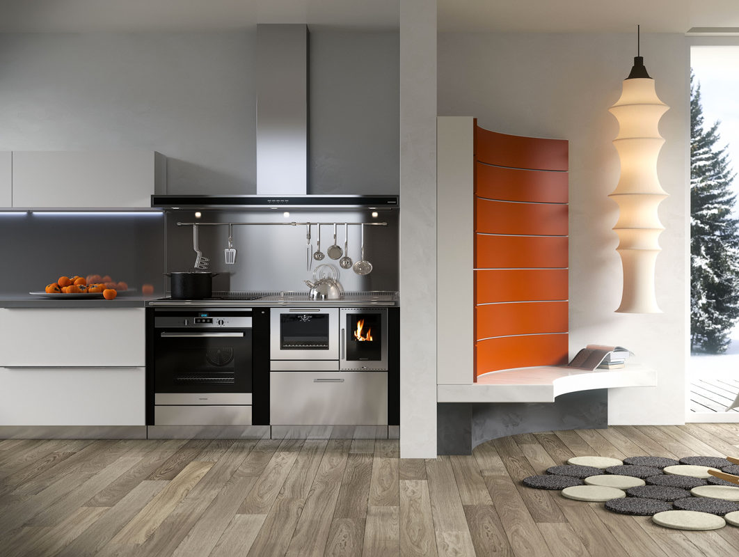 Cucine pertinger karma caminetti for Cucine pertinger