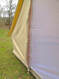 4M ZIG Bell Tent | Karma Canvas