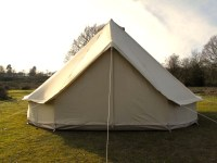 5m ZIG Bell Tent PRO | Karma Canvas