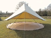 5M ZIG Bell Tent | Karma Canvas