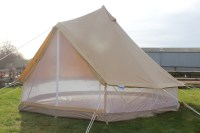 5M ZIG PRO MESH Bell Tent | Karma Canvas