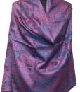 Soft Super Silk Purple Blue