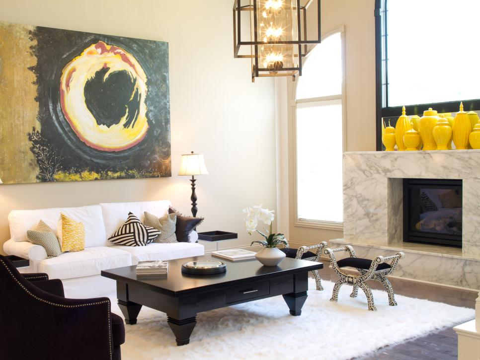 5 Ideas that Will Make Your Living Room More Interesting - living room design tips
