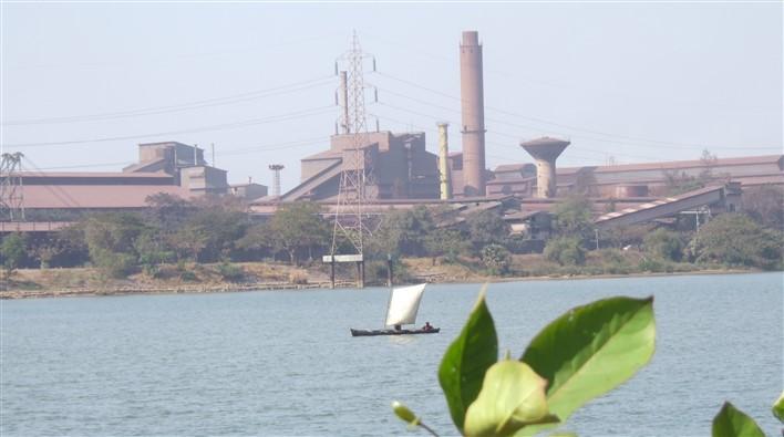 Kudremukh Iron Ore factory, Mangaluru. Photographer e900
