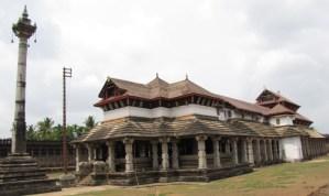 Thousand Pillars Temple, Moodbidri