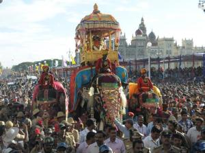 Major Events of Mysore Dasara 2015