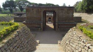 Prasanna Virupaksha or Underground Shiva Temple, Hampi