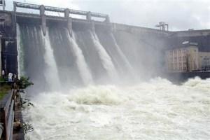 Tunga Anicut Dam, Shimoga