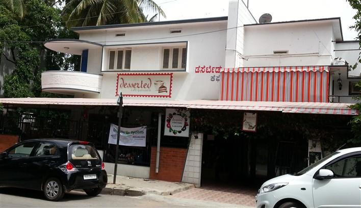 Desserted, Vasanth Nagar. Image Source bigapplecurry.com