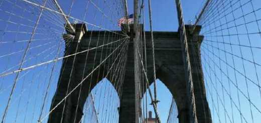 Brooklyn Bridge, Symbol gegen Sprachbarrieren? (Foto: Jan Thomas Otte)