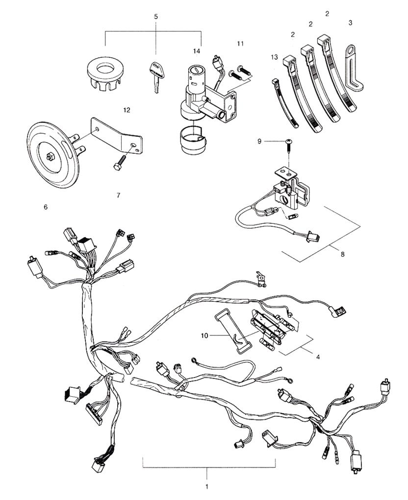 honda vfr 400 wiring diagram