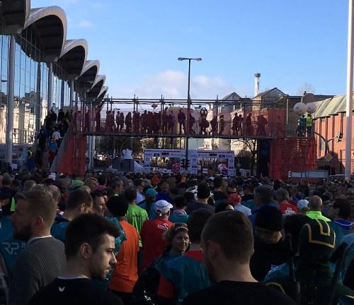 Hamburg Marathon 2016 start