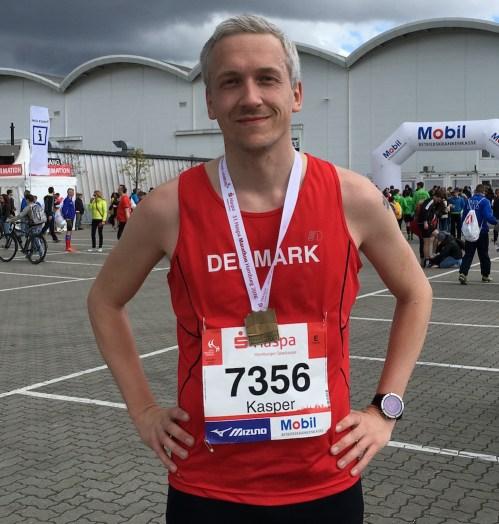 Hamburg Marathon 2016 finisher
