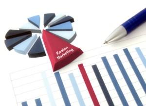 Kosten Marketing Analyse