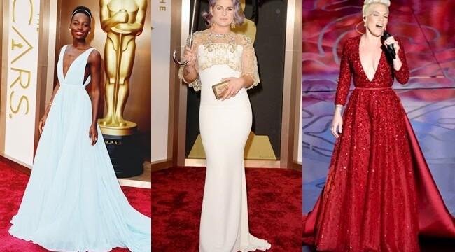 Looks e makes Oscar 2014
