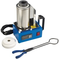 Handy Melt Digital Electric Melting Furnace - 1 Kilo ...