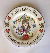 White Ceramic Plates For Painting - Defendbigbird.com