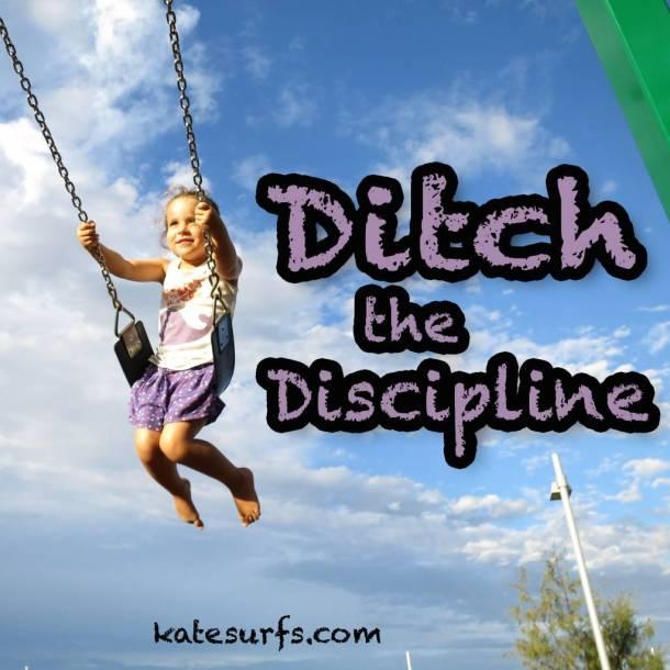 Ditchthediscipline