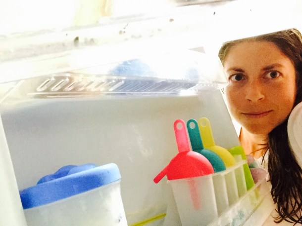 what's in my freezer