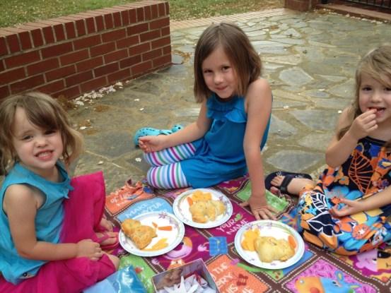 Lenten picnic