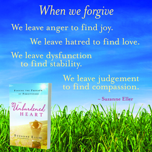 The Unburdened Heart: Finding the Freedom of Forgiveness in Marriage