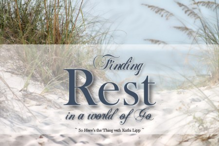 Finding-Rest