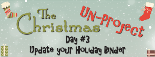 Unproject-Day3
