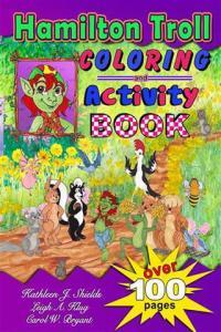 Hamilton Troll Coloring & Activity Book