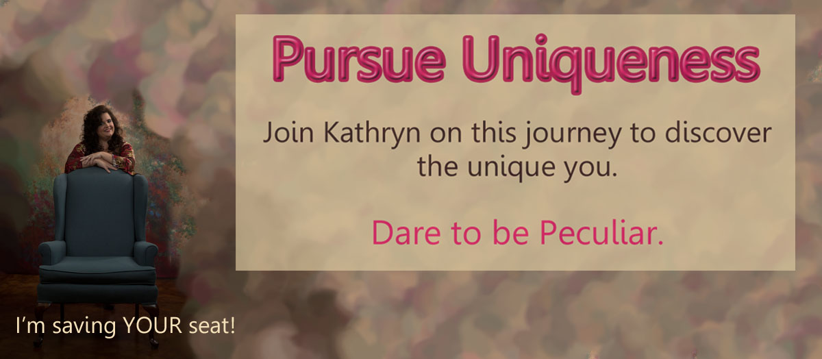 Pursue uniqueness