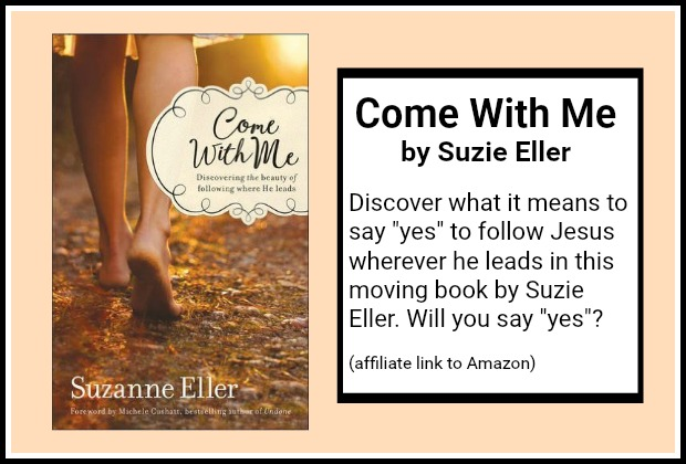 Come With Me by Suzie Eller