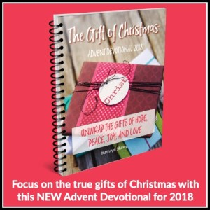 Gift of Christmas Advent Devotional