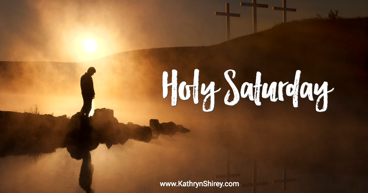 Holy Saturday Prayer