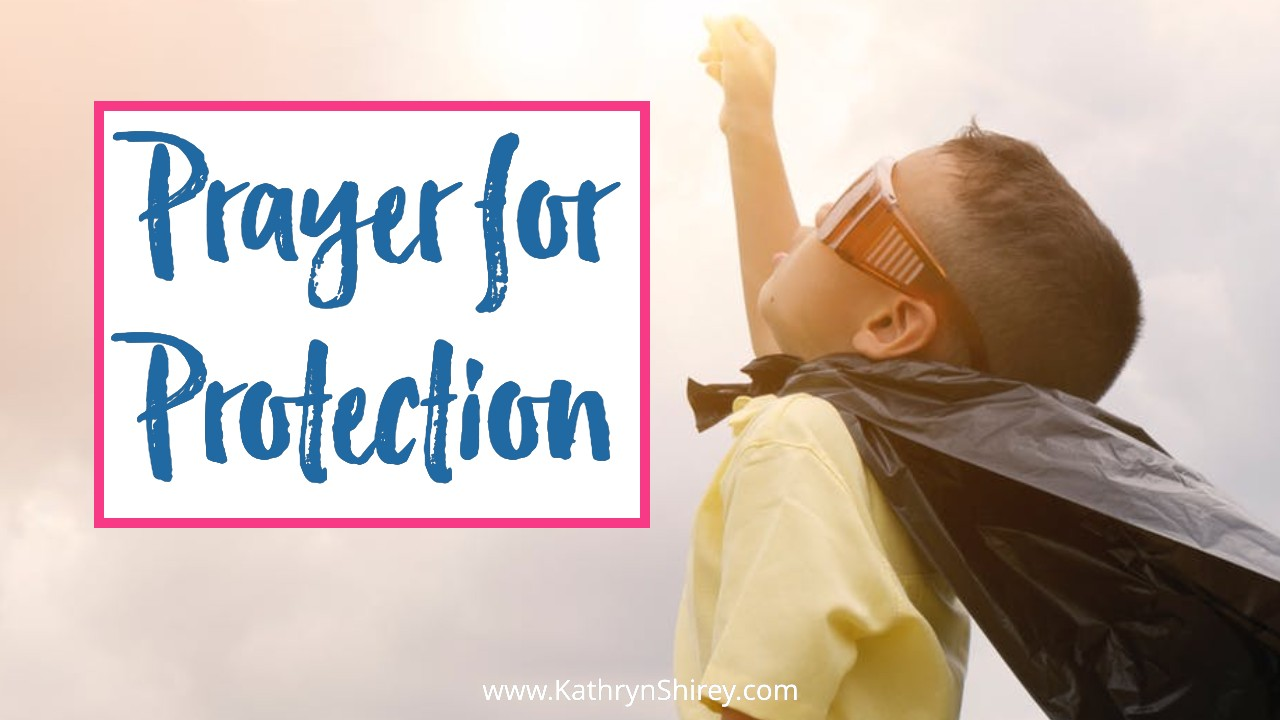 A daily prayer for protection from evil and temptation. Use this prayer to seek God's protection from the trials of this life.