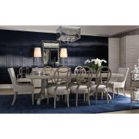 Gretta Grey Hollywood Regency Polished Inlay Buffet ...