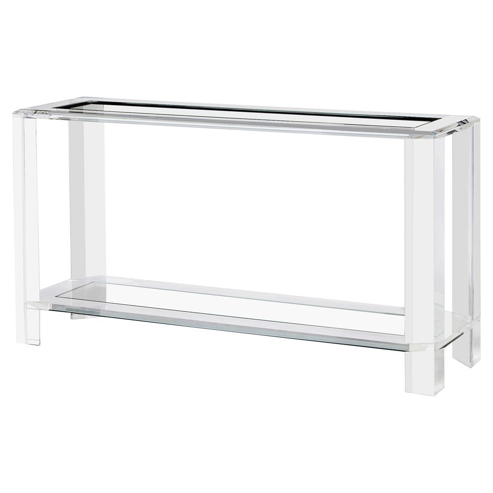 Fullsize Of Acrylic Console Table