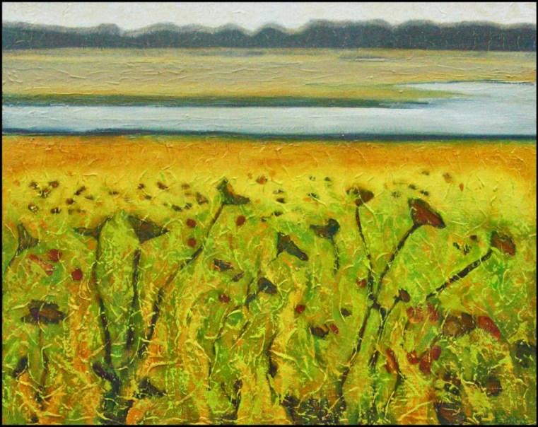 Beluga Slough Wildflowers