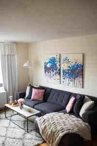 Home Decor Update | New York City Apartment 2017 | Katie's ...