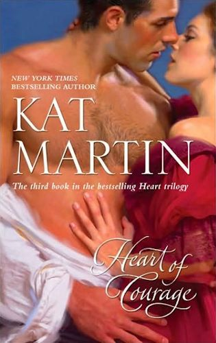Heart Of Courage Book Cover