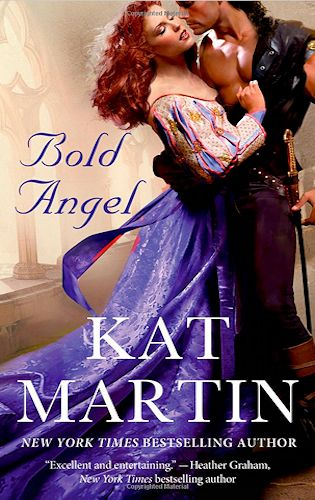 Bold Angel Book Cover
