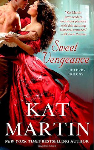 Sweet Vengence Book Cover