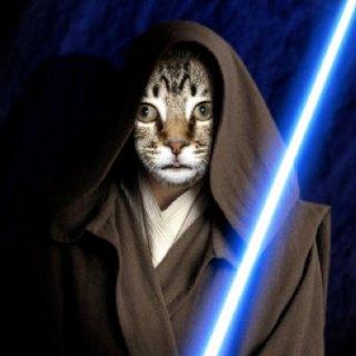 Cav as Obi Wan Kenobi