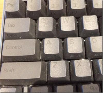 Excelのショートカットいっぺんに覚えると大変。まずは、Ctl(コントロール)キーを鍛えよう。