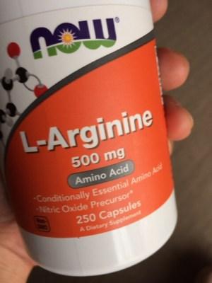 アルギニンサプリの摂取には工夫が必要。体に合わない人がいるのも事実。