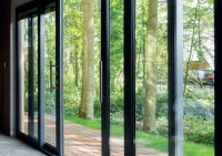 KAT Triple Track Patio Door